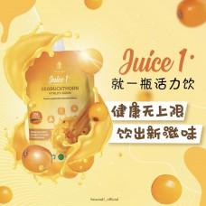 JUICE 1. SEABUCKTHORN VITALITY DRINK (就一瓶活力饮)400ml